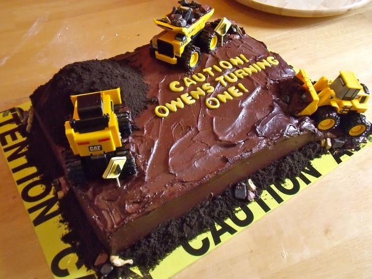 Construction Site Cake                                                                                                                                                                                 More