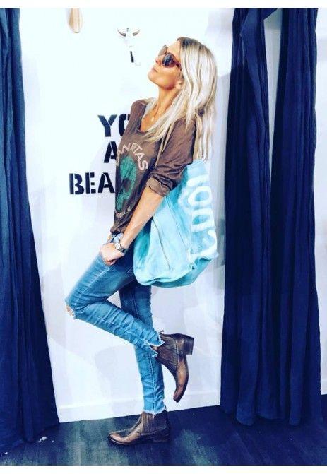 10b00570e5 BOOTS ZEPPA MARRON | Grunge Mama Boho Chic Fashion in 2019 | Fashion ...