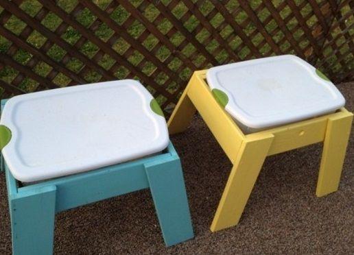 kids children sensory table