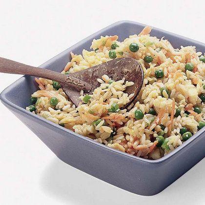 Mulan's Egg Fried Rice