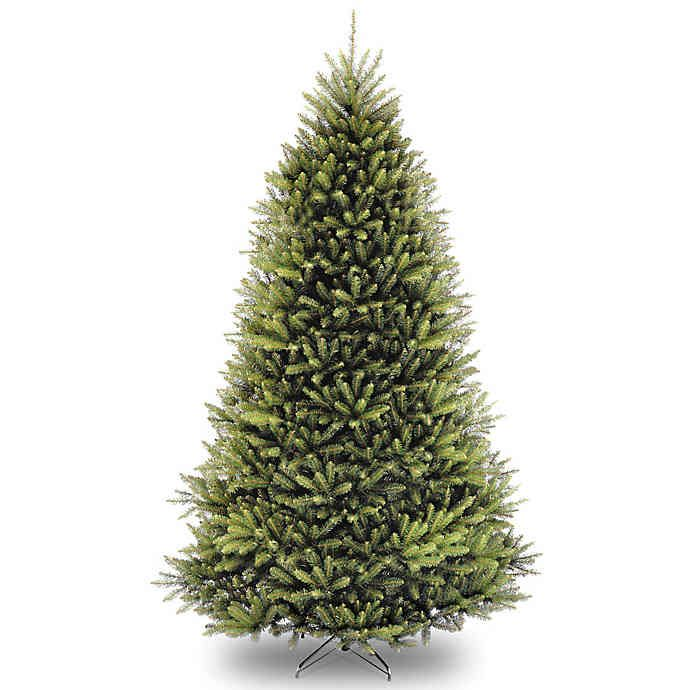 National Tree Dunhill Fir Christmas Tree Bed Bath Beyond Fir Christmas Tree Artificial Christmas Tree Green Christmas Tree