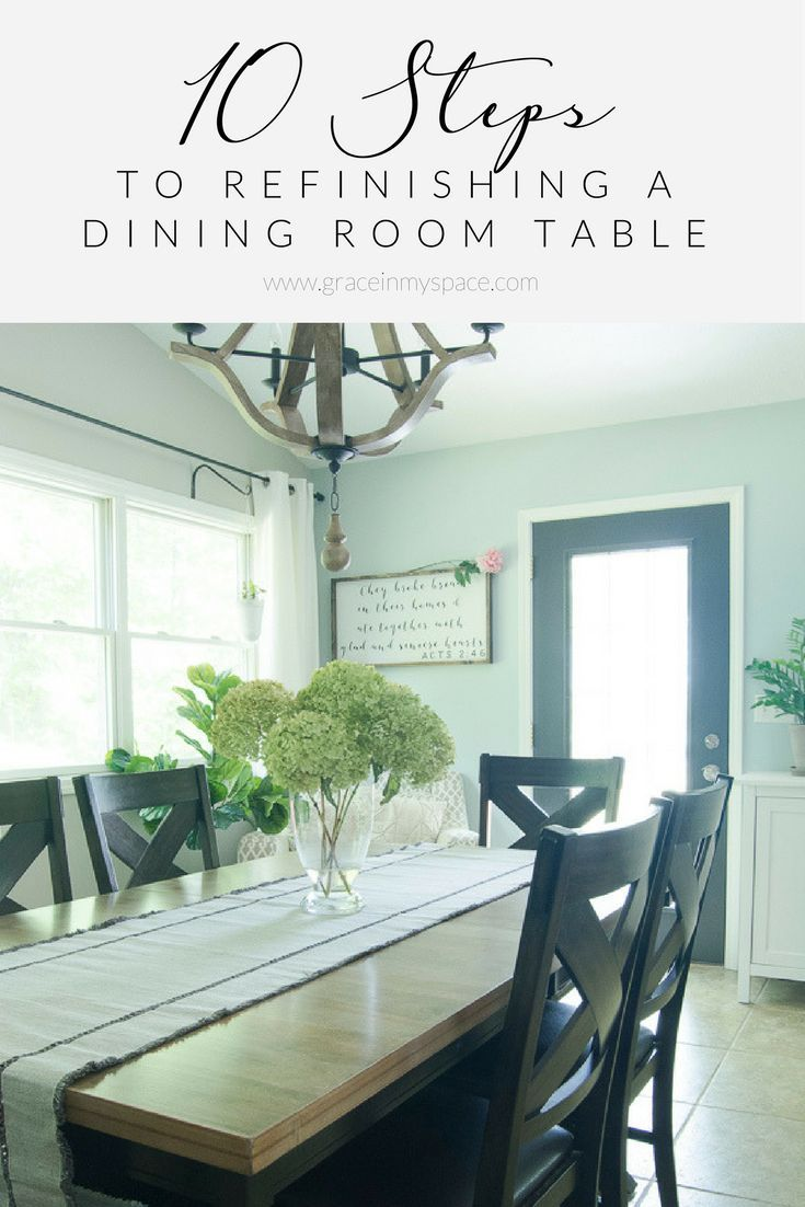 How To Update Your Wood Dining Table Dining Room Table Diy Dining Room Table Dining Room Table Redo