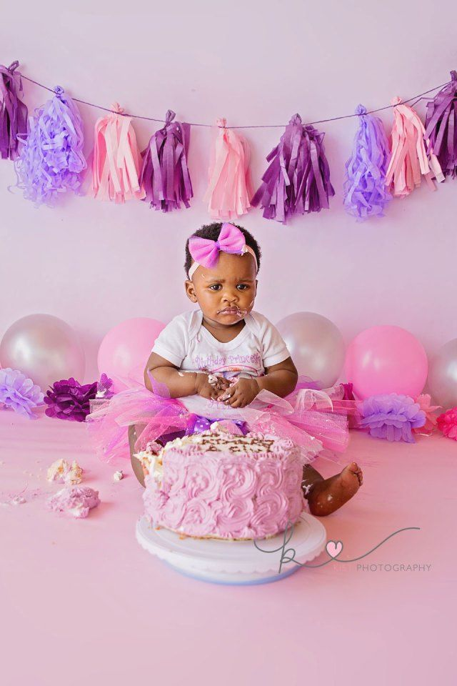 Cake Smash session by Kist photography