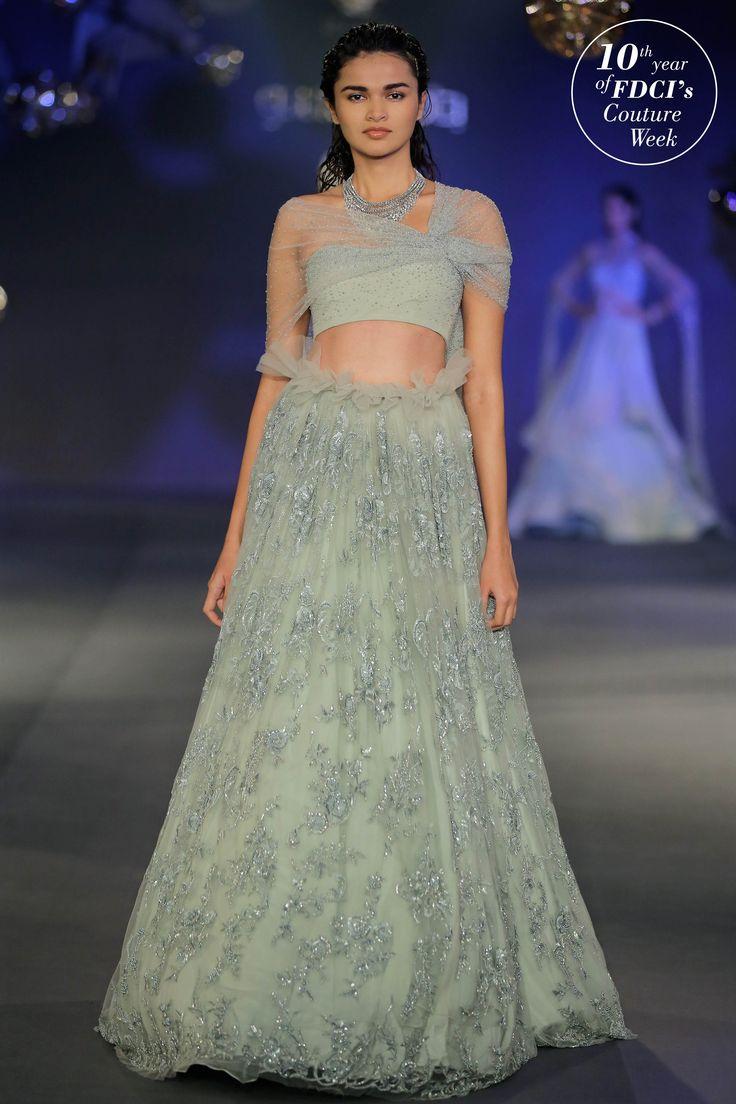 #ICW2017 #GauravGupta #CoutureWeek #ADecadeofCouture