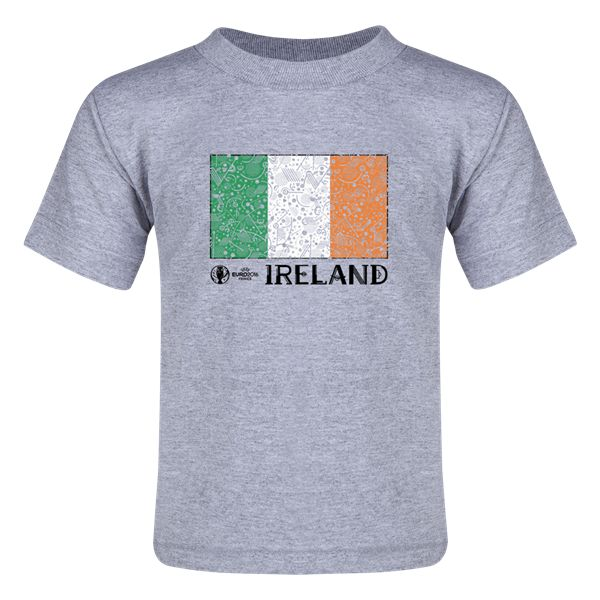 Ireland Euro 2016 Fashion Toddler T-Shirt