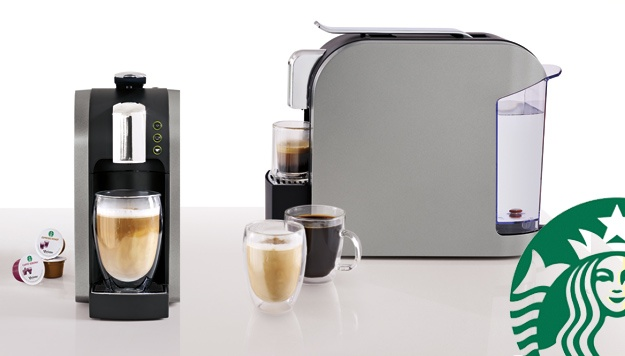 The first ever Starbucks at-home coffee machine has launched exclusively at Selfridges
