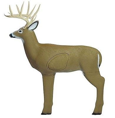 Targets 52480: Shooter Crossbow Buck 3D Archery Target With Replaceable Core New -> BUY IT NOW ONLY: $131.52 on eBay!