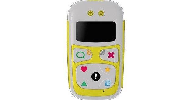 Regalo Natale 2015 telefono Bphone perfetto per bambino