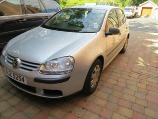 Golf 1.4L Dunmurry Picture 1 cost 5000 £ but got it for 4750£