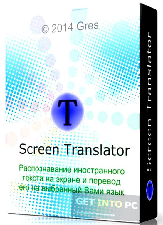 Screen Translator Free Download Latest Version Setup for Windows  It