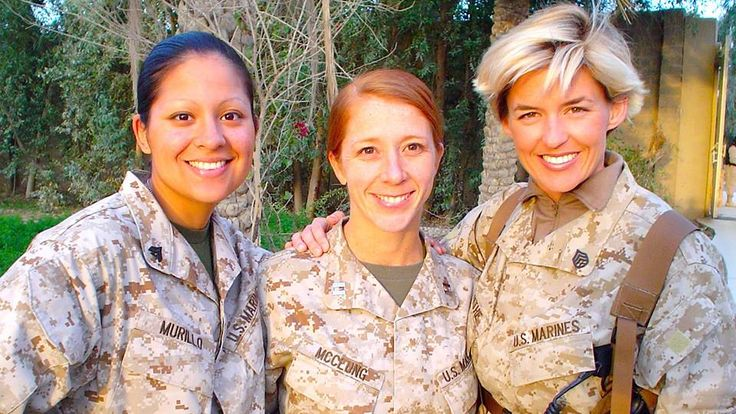 Today I remember...  U.S. Marine Corps Maj. Megan McClung (April 14, 1972- Dec. 4, 2006), a Marine Public Affairs Officer who was killed instantly in an IED attack in Ramadi, Iraq. She and two others were killed after escorting the media to the government center on this day ten years ago. She was the first female Marine officer killed in the Iraq war, as well as the first female graduate of the United States Naval Academy to be killed in action since the school was founded in 1845.  To learn…
