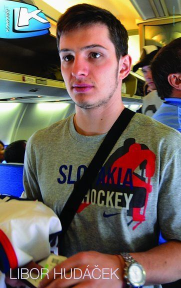 Libor Hudacek, ice hockey player
