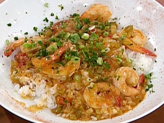 Shrimp Etouffee Recipe : Emeril Lagasse : Food Network - FoodNetwork.com  A friend who has a bbq joint raves about this dish back home...so, I am going to give it a try.