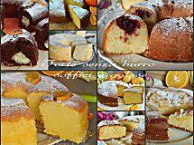 Raccolta torte senza burro soffici e golose