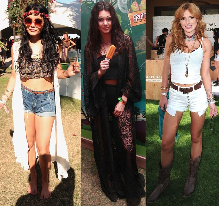 Image result for what is coachella fashion