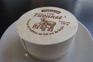 Lou Titiunet. Mehki sir iz ovčjega mleka.