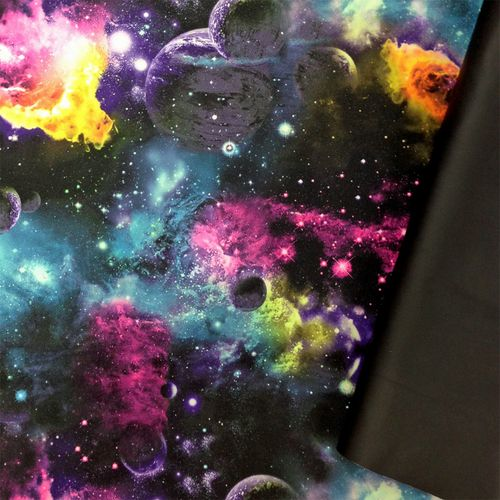 Galaxy Waterproof Oxford | Bag Fabric | Diaper Sewing Supplies