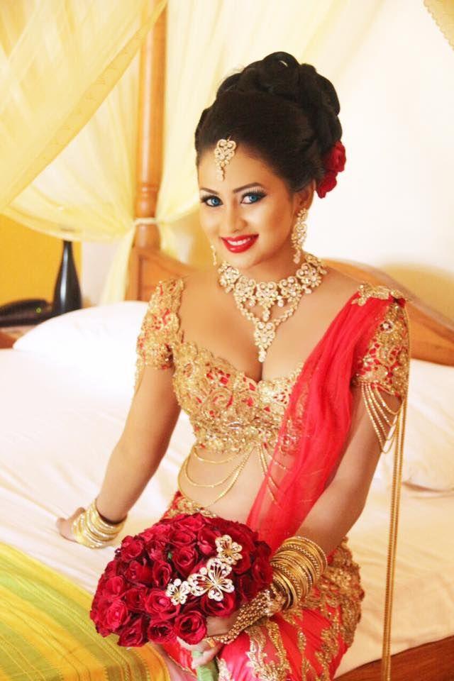 Sri Lankan bride by Champi Siriwardane