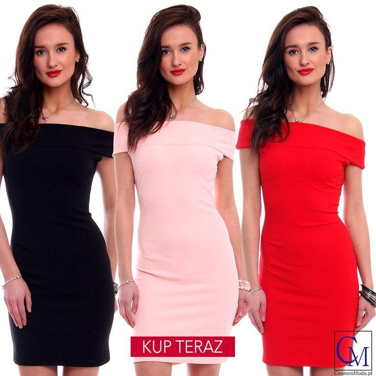 Olśniewająco piękna sukienka już dostępna w naszym sklepie internetowym www.cosmosmoda.pl - Nie przegap okazji! (y) Stylistka Sara <3 #CosmicznieDobryStyl