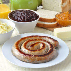 Cumberland Sausage - a traditional English favourite. - Rock Recipes (makes 6 lbs. of sausage)