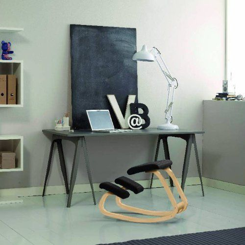 Variable balans Ergonomic Desk Chair with Beech Frame by VARIER USA, INC.. $395.00. Variable balans Ergonomic Desk Chair with Beech Frame. The Variable balans both encourages your body to move and reacts to every one of its movements. Body and chair, action and reaction, in a cycle of continuous motion that energizes and enlivens your body and mind. The Variable balans Ergonomic Desk chair with Beech Frame gives your body the freedom to find its own equilibriu...