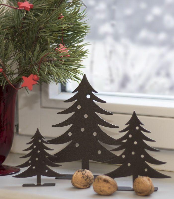 Tischdeko weihnachten braun  57 besten Dekoration für Haus & Garten Bilder auf Pinterest ...
