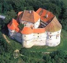 Castle Veliki Tabor in Zagorje ( Croatia)
