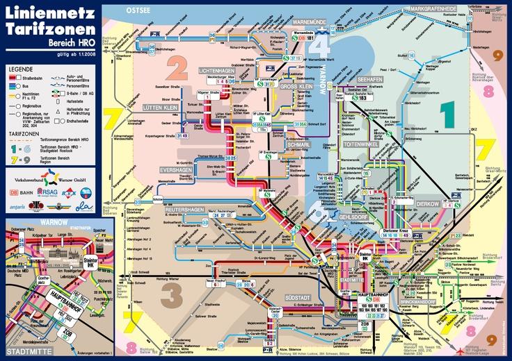rostock metro...