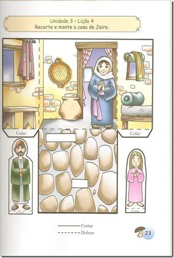 Elisha & women and oil