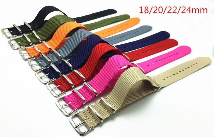 $2.36 (Buy here: https://alitems.com/g/1e8d114494ebda23ff8b16525dc3e8/?i=5&ulp=https%3A%2F%2Fwww.aliexpress.com%2Fitem%2F1pcs-22mm-Multiple-Colors-Nato-Nylon-Military-Watch-Strap-Army-Sport-Watchband%2F32581317718.html ) 1pcs 18 20 22 24mm Multiple Colors Nato Nylon Military Watch Strap Army Sport Watchband for just $2.36