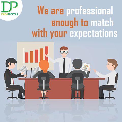 We deliver exactly what you want. #Digipotli  #SearchEngineOptimization   #SocialMediaMarketing   #CalltoAction