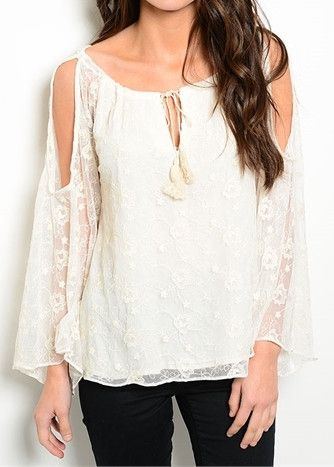 Happy Thoughts Blouse
