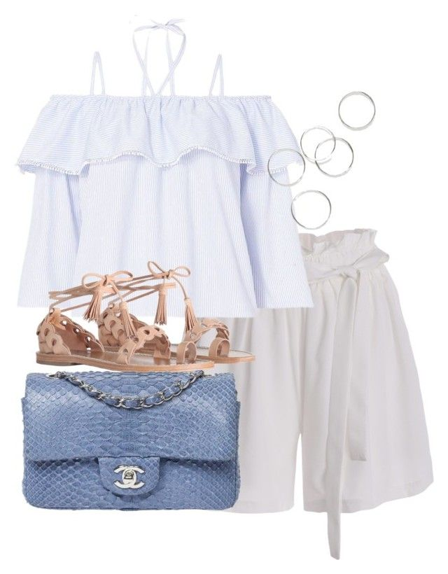 """Untitled #4198"" by theeuropeancloset on Polyvore featuring Jonathan Simkhai, Zimmermann and Chanel"