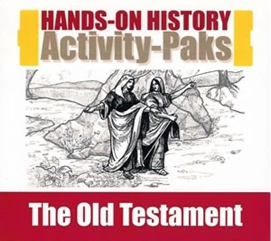 Hands-On History Activity Pak - Old Testament CD