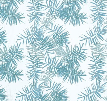 envelope liner - more abstract? (not color) Lula fabrics - aqua ferns