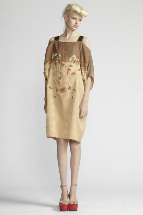 From Akira Isogawa's 2012 Resort collection. Image by Holly Blake.