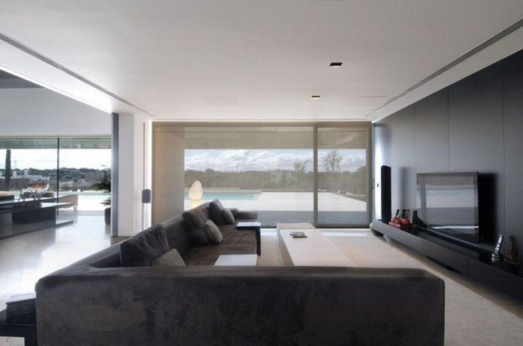 wohnzimmer gestaltung modern wohnzimmer modern luxus hause - moderne wohnzimmergestaltung