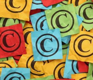 Copyright protects original literary, dramatic, musical and artistic works, sound recordings, films, broadcasts and the typographical arrangement of a published edition.