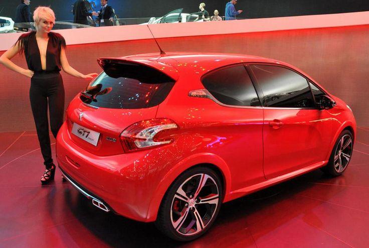 Peugeot 208 GTI tuning - http://autotras.com