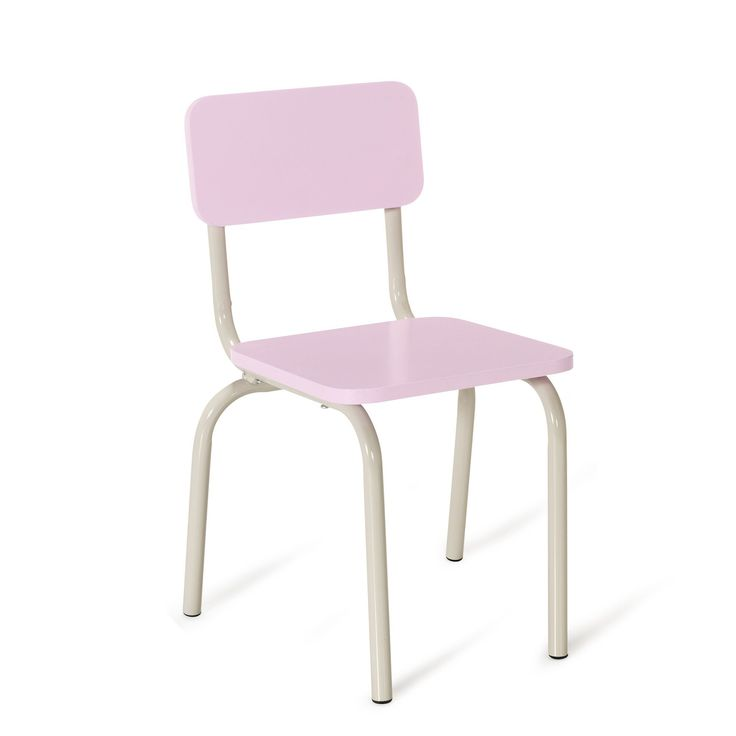 Les 25 meilleures id es concernant chaises roses sur for Chaise enfant voiture