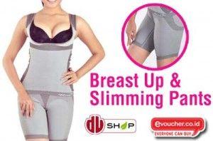 Dapatkan Tubuh Ideal Dalam 14 Hari Dengan Menggunakan Breast Up & Slimming Pants Unitop Original Hanya Rp.599,000  - www.evoucher.co.id #Promo #Diskon #Jual  Klik > http://www.evoucher.co.id/deal/breast-Up-Slimming-Pants-Unitop-Original  Berat badan kamu akan turun dan tubuh kamu akan menjadi ideal dengan breast Up & Slimming Pants Unitop. Selain itu, baju ini juga dapat menjaga kesehatan tubuh kamu.   Pengiriman akan dilakukan mulai 11 November 2013