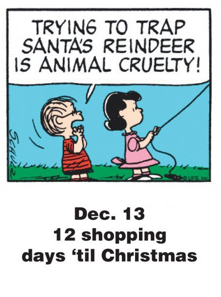 347 best Peanuts Christmas Count images on Pinterest | Peanuts ...