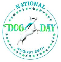 Cinnamon's Blog: Coon Hound Tales: Happy National Dog Day