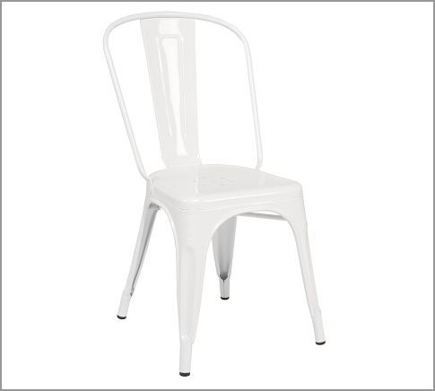 Tolix™ Cafe Chair | Pottery Barn, $245 for 4