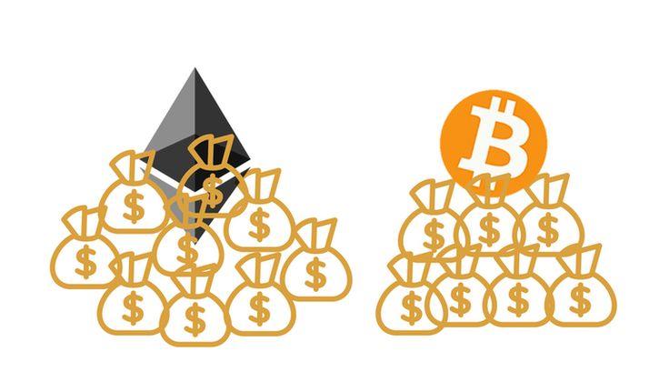Por primera vez hay más operaciones de intercambio con Ethereum que con Bitcoin - spanish