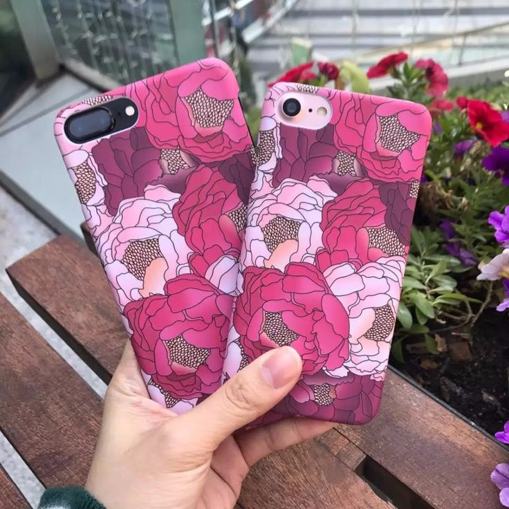 Pink Red Rose Flowers Floral Plastic Hard Phone Cases     Tag a friend who would love this!     FREE Shipping Worldwide     Get it here ---> https://uchik.com/pink-red-rose-flowers-floral-plastic-hard-phone-cases/