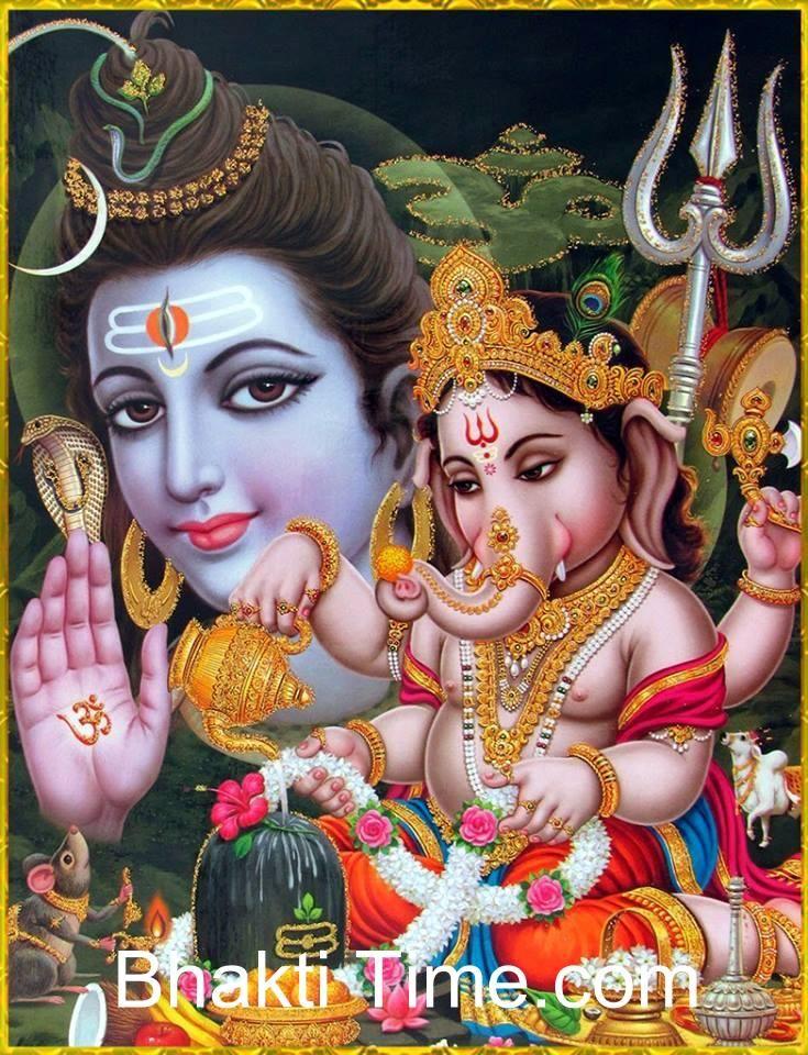 Best Lord Ganesha Wallpapers - Bhakti Time