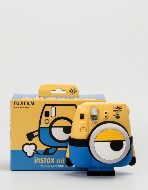 Instax Mini 8 FUJI X DESPICABLE ME 3 Instax Mini 8