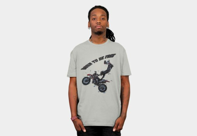moto tricks T-Shirt