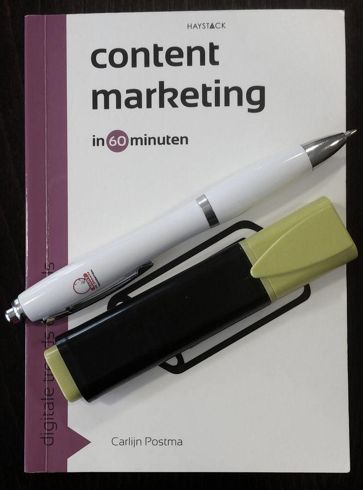 Boekrecensie 'Contentmarketing in 60 minuten', Carlijn Postma